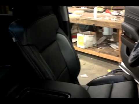 Tops And Trends 2015 Gmc Yukon With Custom Leather Heated