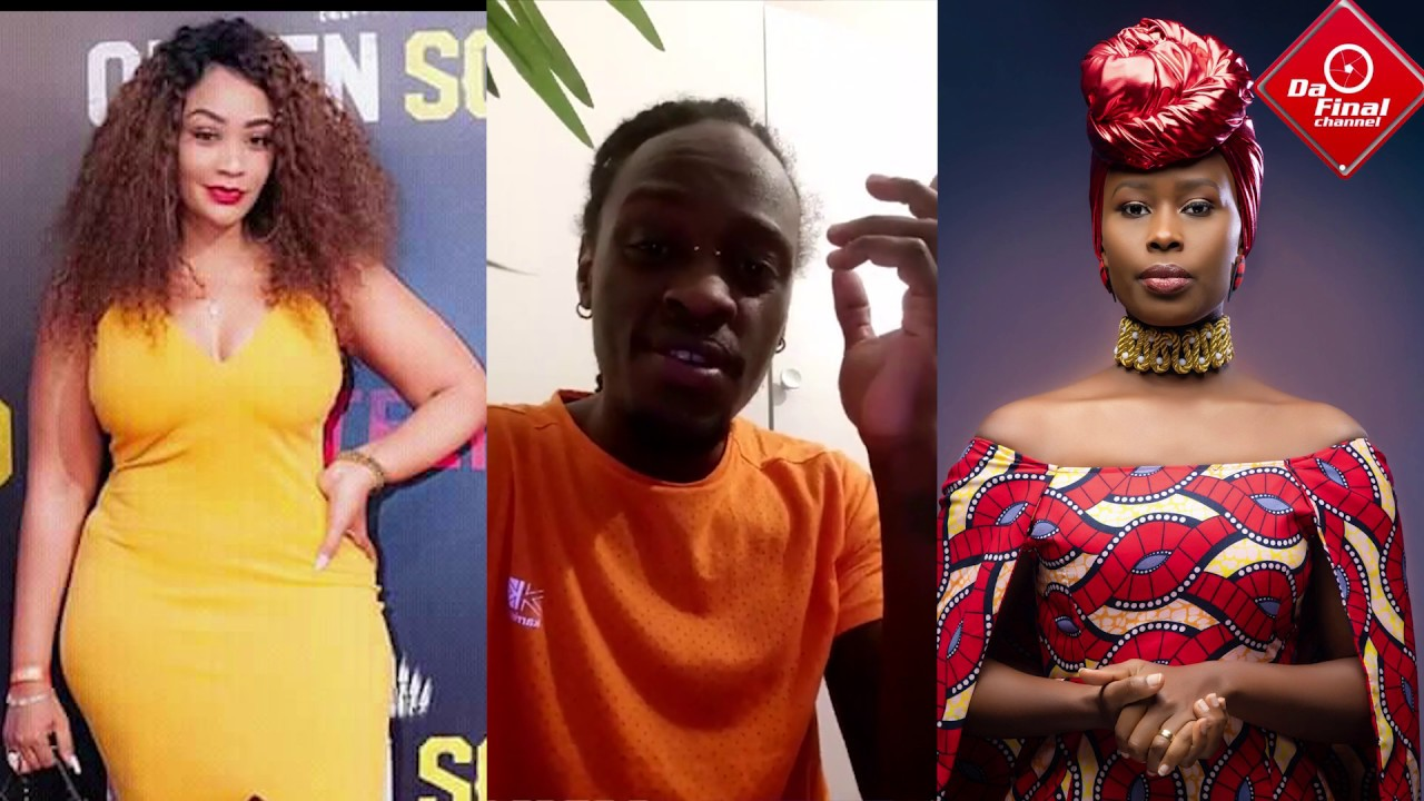 BARBIE KYAGULANYI VS ZARI HASSAN ON PRESIDENTIAL CREDENTIALS. WHO HAS CREDENTIALS?