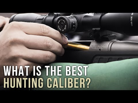 The Best Deer Hunting Caliber...Is There One?