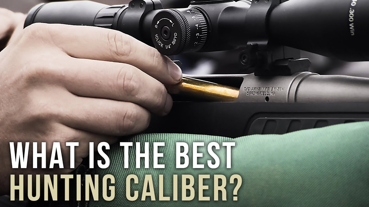 The Best Deer Hunting Caliber   Is There One?