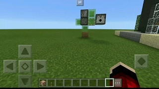 Cara membuat petir tak terbatas di Minecraft pocket edition (NO MODS)
