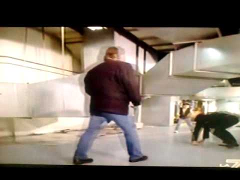 bud spencer vs rand mcclain, serie tv: detective extralarge yoyo 1991
