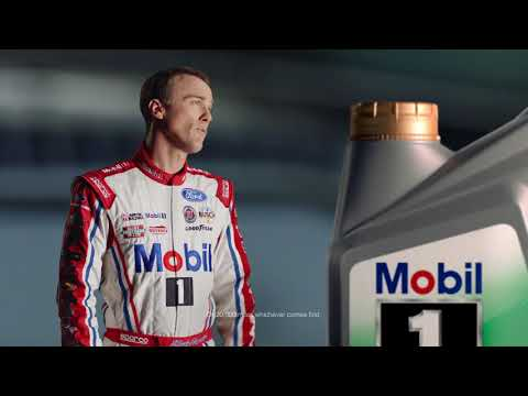 Mobil 1 Annual Protection l Dikembe Says Don't Change Your Oil