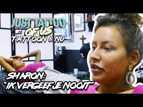 EX ON THE BEACH SHARON LAAT TATTOO COVEREN | Just Tattoo of Us Benelux: Tattoon & Nu