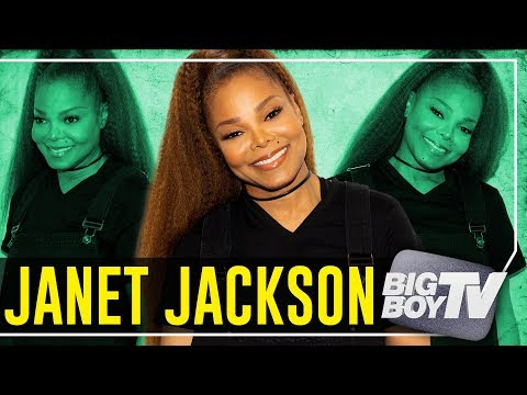 Janet Jackson on 'Made For Now', Working w/ J. Cole & A lot more!
