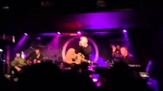 I am Kloot - Mouth on Me live @ Oran mor Glasgow