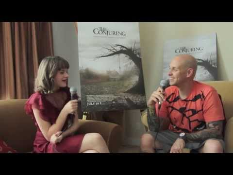 The Rockman   The Conjuring  with Joey King