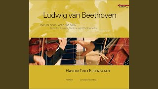 """Variations in E-Flat Major on an Original Theme, Op. 44, """"Piano Trio No. 10"""": 14 Variations on..."""