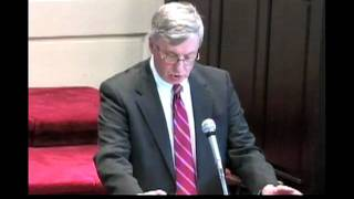 Chapel Talk - Dr. Patrick White (August 30, 2007)