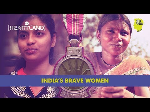 A Country of Brave Women | National Bravery Award Winners | Unique Stories From India