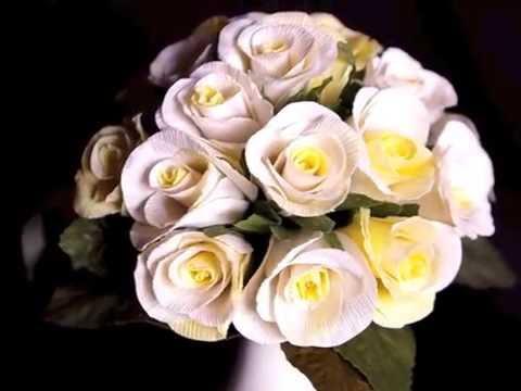 Dixi wildman paper flowers from australia youtube dixi wildman paper flowers from australia mightylinksfo