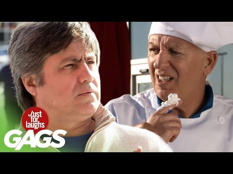 Finger Lickin' Good – Just For Laughs Gags