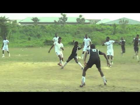 L & M Football Academy players training in Abuja and Calabar U15, U18, U21 Nigeria