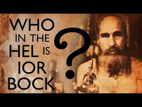 Bock Saga - Who In The Hel Is Ior Bock (FILM, 2018)