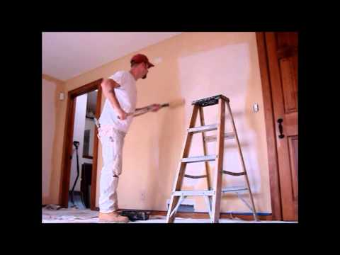 Painting walls, Interior, Exterior, Dallas, Allen, Painters, Painting Contractor, Rolling Walls