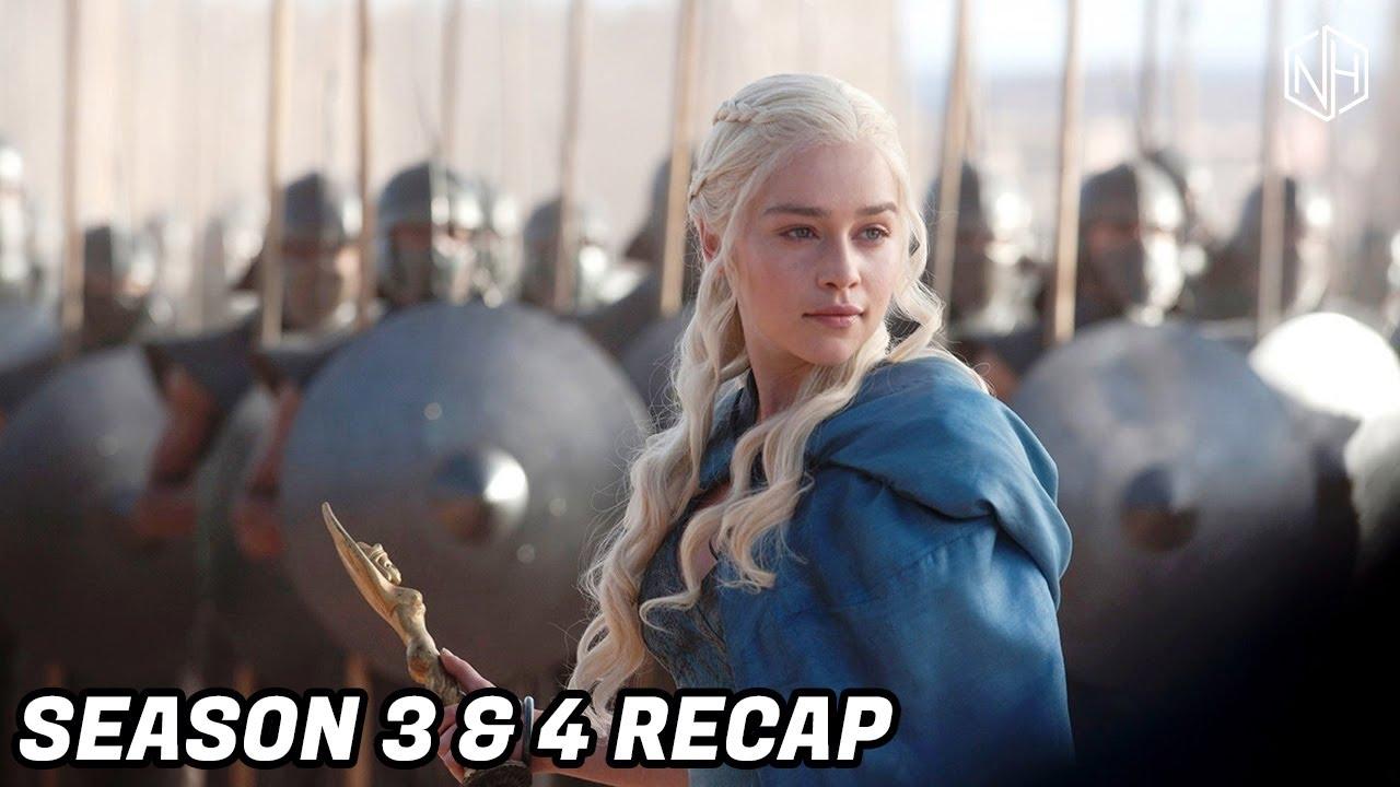 Download Game of Thrones Season 3 & Season 4 Recap | Hindi