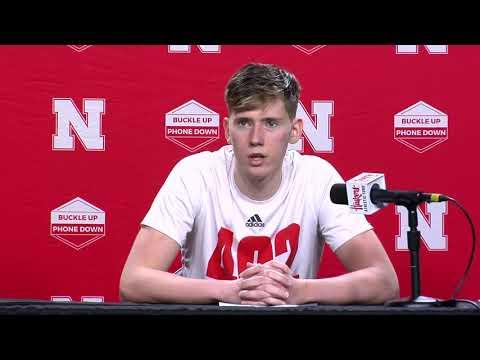 Nebraska Basketball Postgame Press Conference   Mar. 1, 2021