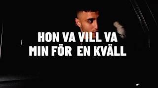 Adel - Choklad [LYRIC VIDEO]