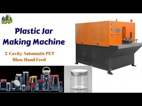 Plastic Jar Making Machine
