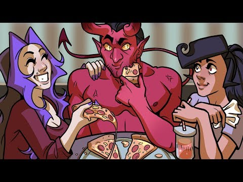 PIZZA IS SATANIC | 3 Random Horror Games