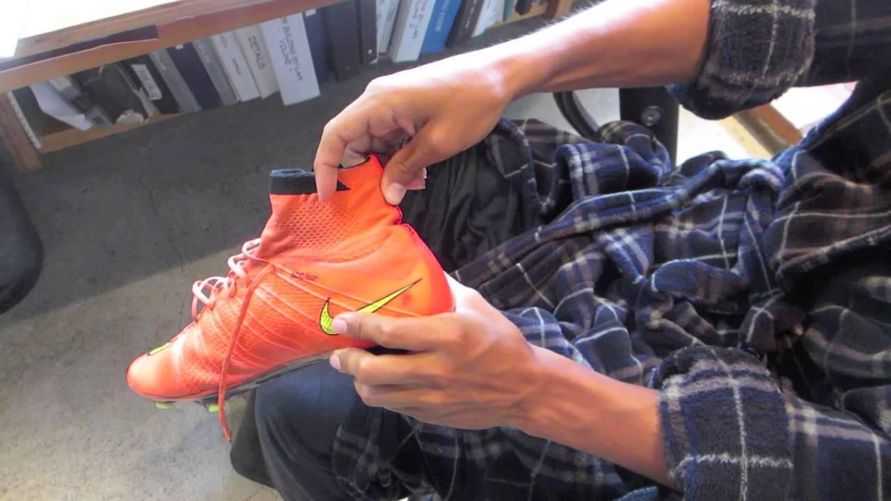 Instalación Asesinar diámetro  Problem with NIKE Superfly shoes - YouTube