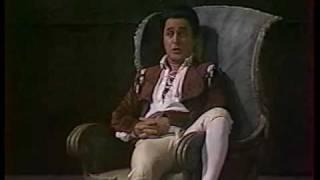 Jose van Dam - Le Nozze di Figaro - non piu andrai