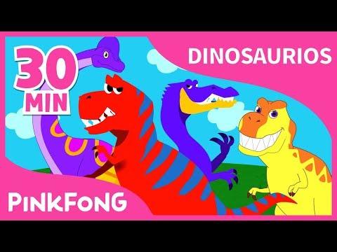Descargar Video Las Mejores Canciones de Dinosaurios | +Recopilación completa | Pinkfong Canciones Infantiles