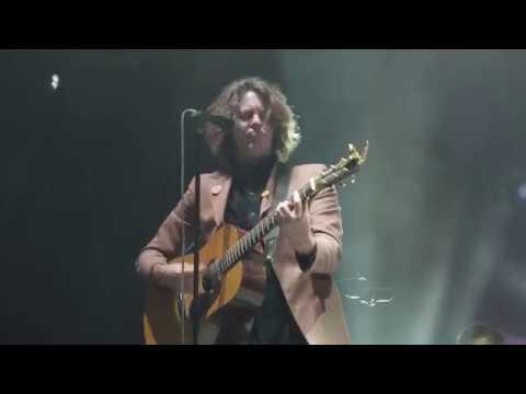 "Bernard Fanning Live ""Wish You Well"""