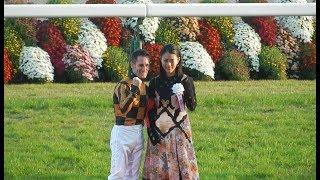 京都競馬場でエリザベス女王杯が行われました。 女優の高畑充希さんが表...