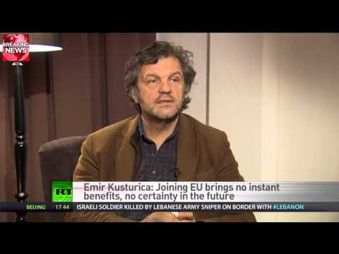 Kusturica: Why does NATO still exist? To fight terrorism? It