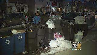 New Yorkers Fed Up With Cleanup In Wake Of Snowstorm