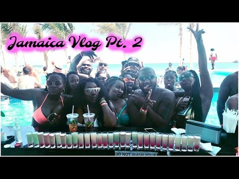Jamaica Vacay Vlog Part 2 | Riu Reggae Montego Bay | Day 3-6