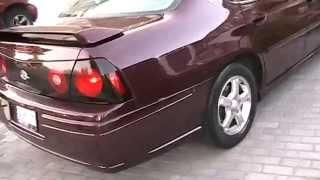2004 Chevrolet Impala LS Startup Exhaust & In Depth Tour