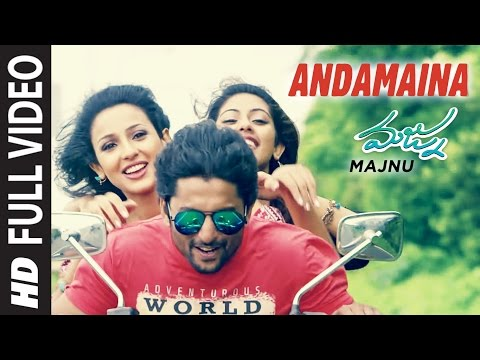 Andamaina Full Video Song ||