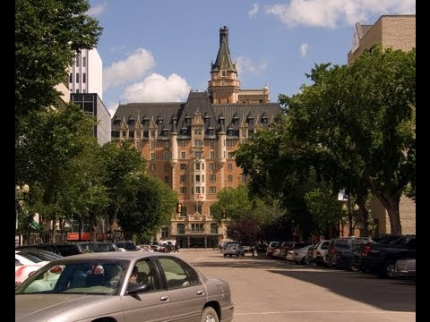 Saskatoon's Castle on the River - Bessborough Hotel