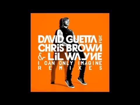 David Guetta ft  Chris Brown  and  Lil Wayne   I Can Only Imagine Daddy's Groove  and  David Guetta Remix