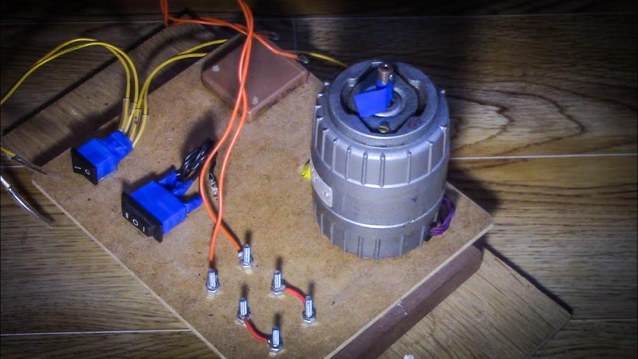 Схема подключения электродвигателя звездой фото 676