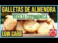 Galletas caseras de almendra - YouTube