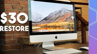 The $30 iMac Restoration