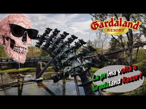 La prima volta a Gardaland Resort | Bella Italia #4