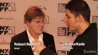 """Finding Out """"All Is Lost"""" With Robert Redford, Zachary Quinto, J.C. Chandor And More"""