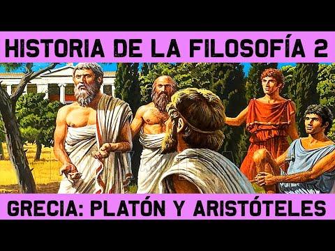 FILOSOFÍA 2: Los pensadores de la Antigua Grecia 2/2 - Platón, Aristóteles y los helenísticos