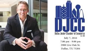 DJCC welcomes Michael Ray Newman, CEO of Zig Ziglar International