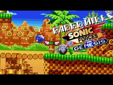 Sonic Forces - Green Hill (Sega Genesis Remix)