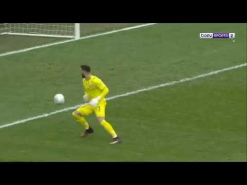 Is this the worst 'keeper blunder you've ever seen?