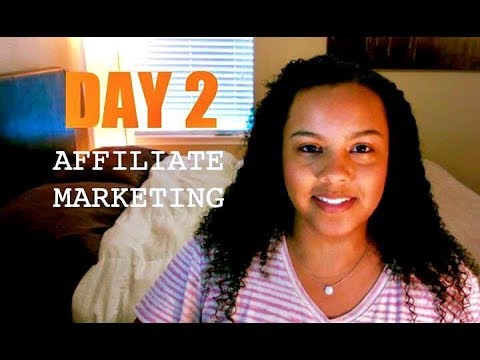 DAY 2 HOW TO START AFFILIATE MARKETING GETTING AROUND FB BLOCKING YOUR LINK AFFILIATE MARKETING