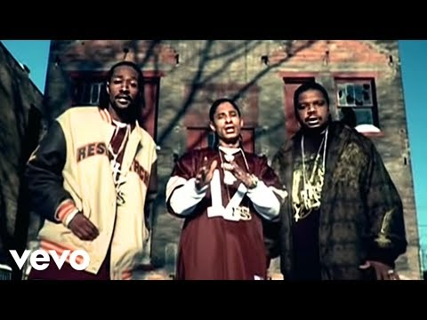 Bone Thugs-N-Harmony ft. Akon - I Tried (Official Video)