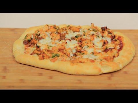 صورة  طريقة عمل البيتزا بيتزا الدجاج | أميرة شنب طريقة عمل البيتزا بالفراخ من يوتيوب