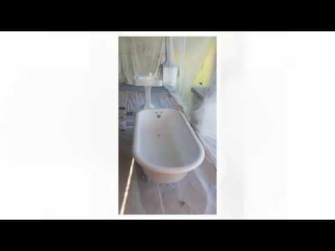 New Orleans Bath Tub Refinishing