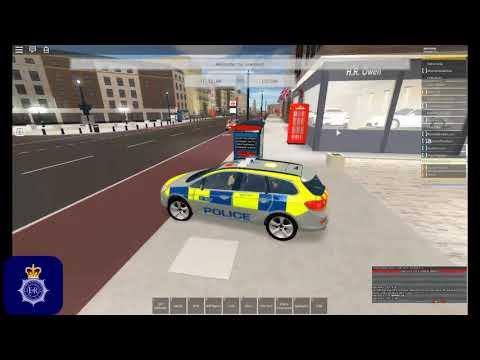 [Roblox City of London, United Kingdom]  Uk Policing The British way  chaos of custody!